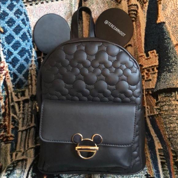 Disney by Primark Mini Mickey Backpack!